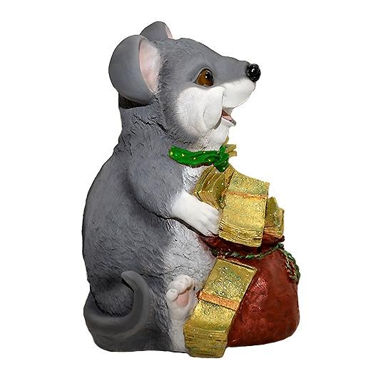 "Мышь с мешком денег ""Чим більше, тим краще"" - 2"