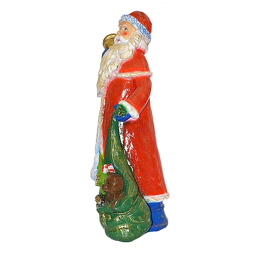 Дед Мороз с мешком - 1