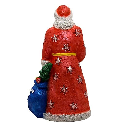 Дед Мороз с мешком и посохом - 3