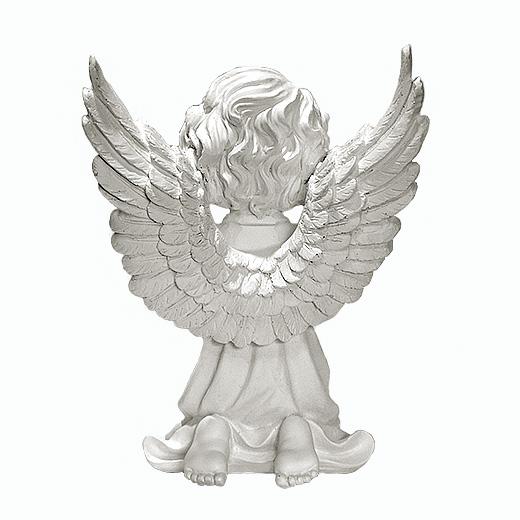 ДомФигурок Ангелок молящийся 28х22х14 см - 2