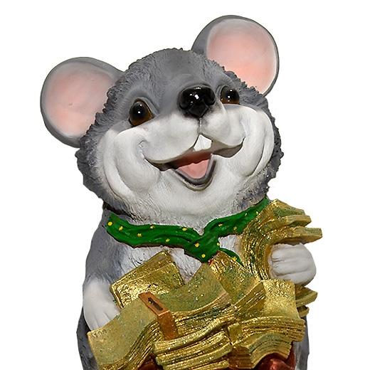 "Мышь с мешком денег ""Чим більше, тим краще"" - 1"