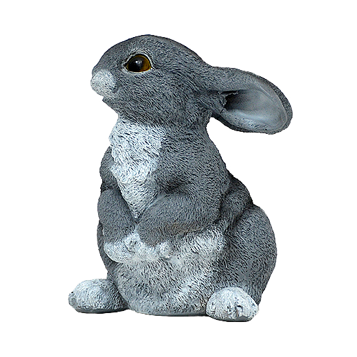 ДомФигурок Зайчик на задних лапках - 1