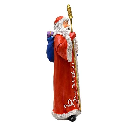 ДомФигурок Дед Мороз с посохом  - 2