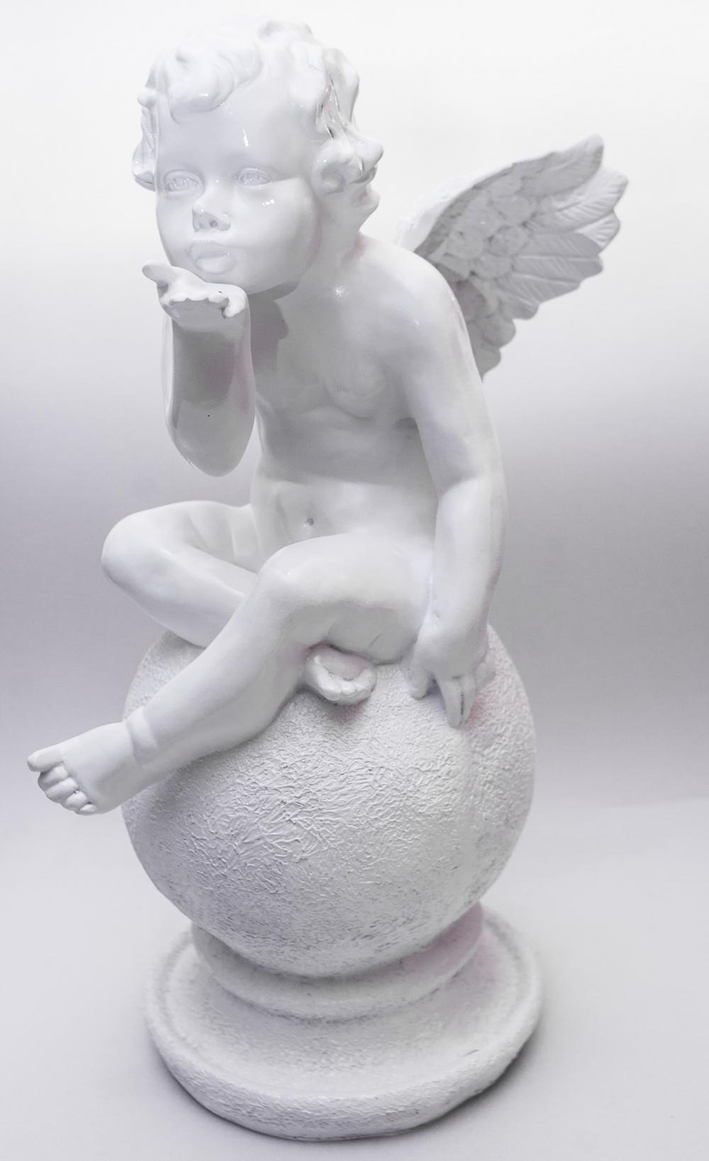 Играющий ангел - 1