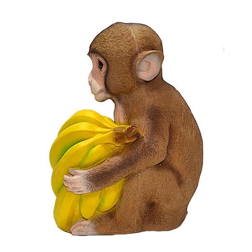 ДомФигурок Обезьяна с бананами 33х20х23 см - 2