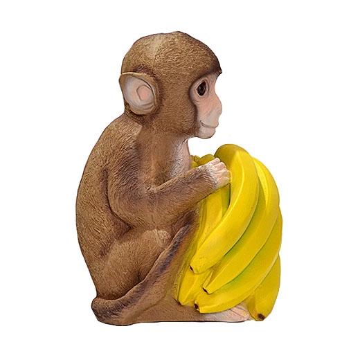 ДомФигурок Обезьяна с бананами 33х20х23 см - 1
