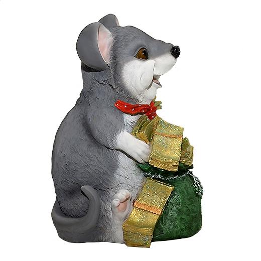 """Мышь с мешком денег """"Вдалого року!"""" - 3"""
