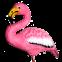 Фламинго стоячий - 1
